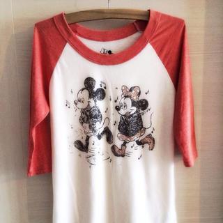 マウジー(moussy)の送料込♡moussy七分袖T(Tシャツ(長袖/七分))
