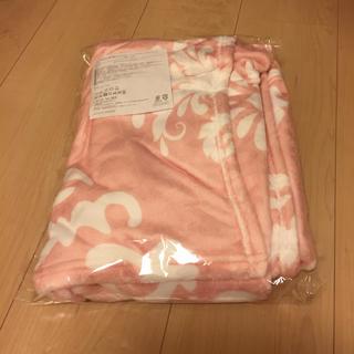 セシルマクビー(CECIL McBEE)のセシルマクビーブランケット ピンク(毛布)