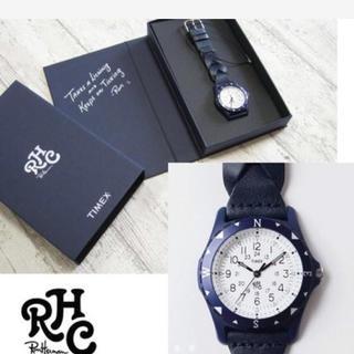 タイメックス(TIMEX)のRHC タイメックス ロンハーマン 腕時計(腕時計(アナログ))