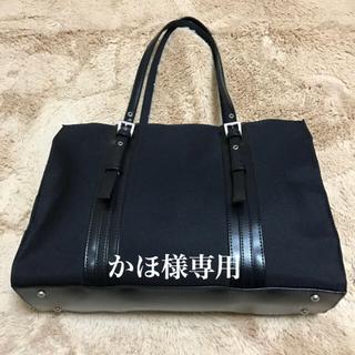 シマムラ(しまむら)のA4サイズも入る リクルート バック 美品(トートバッグ)