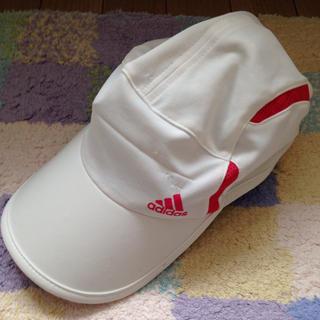アディダス(adidas)のアディダス!ランニングキャップ(ニット帽/ビーニー)