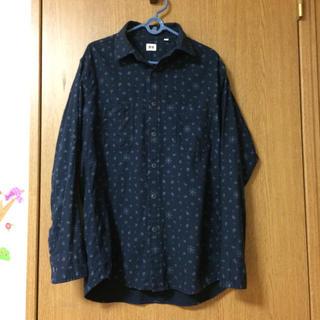 ユニクロ(UNIQLO)の美品 ユニクロペイズリーシャツ(シャツ)