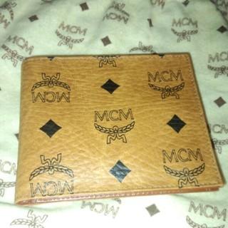 エムシーエム(MCM)の新品☆MCM財布(財布)