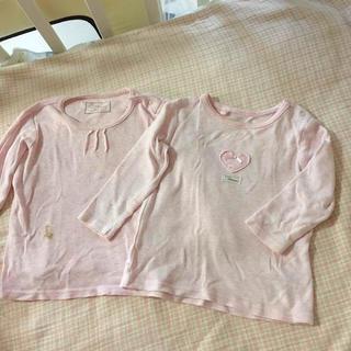 ネクスト(NEXT)のnext ロングTシャツ 2枚セット(シャツ/カットソー)