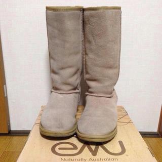 エミュー(EMU)のemu  ムートンブーツ 25cm(ブーツ)