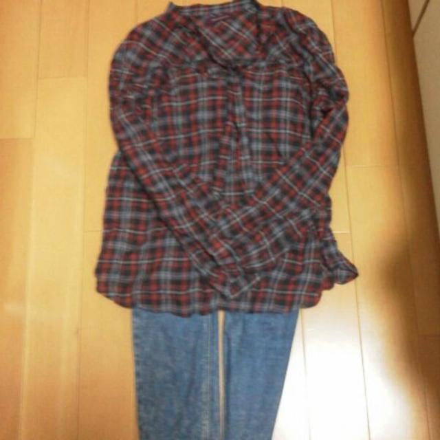 URBAN RESEARCH(アーバンリサーチ)の値下げ!アーバン♢チェックシャツ レディースのトップス(シャツ/ブラウス(長袖/七分))の商品写真