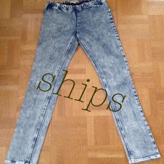 シップス(SHIPS)のSHIPS ✰ デニムレギンス(レギンス/スパッツ)