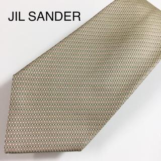 ジルサンダー(Jil Sander)の★極美品・ほぼ未使用★JIL SANDER ジルサンダー(ネクタイ)