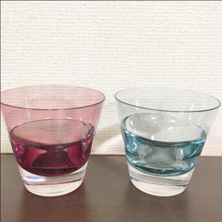 スガハラ(Sghr)のスガハラガラス♡duoペアグラス(グラス/カップ)