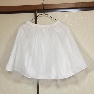 ニーナミュウ(Nina mew)のニーナミュウ ダブルチュールスカート(ミニスカート)