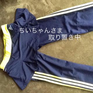 アディダス(adidas)のadidas トレーニングパンツ スカートと一体型(ヨガ)