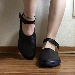 トリッペン(trippen)のtrippen   個性的  革靴(ローファー/革靴)