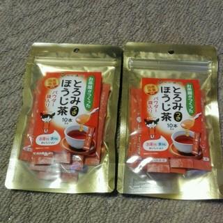 とろみつきほうじ茶(茶)