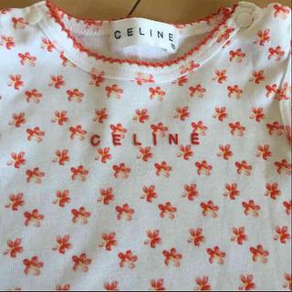 セリーヌ(celine)のセリーヌ ☆ CELINE ベビー 70cm ロンパース(ロンパース)
