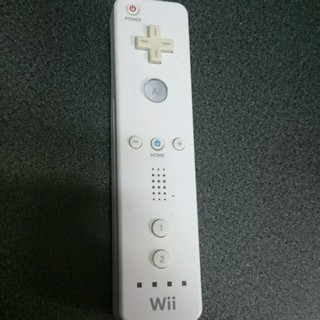 Wii リモコン 白(その他)