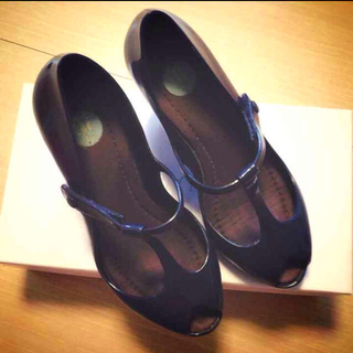 メリッサ(melissa)の【値下げ!】melissa 靴♡ೄ̥̽(ハイヒール/パンプス)