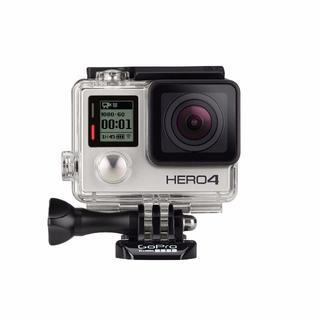 ゴープロ(GoPro)の【格安】GoPro HERO4 ゴープロヒーロー4 シルバーエディション(コンパクトデジタルカメラ)