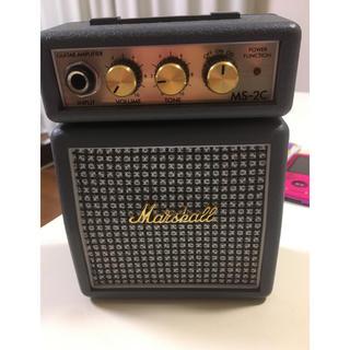 マーシャル ミニアンプ 電池式(ギターアンプ)