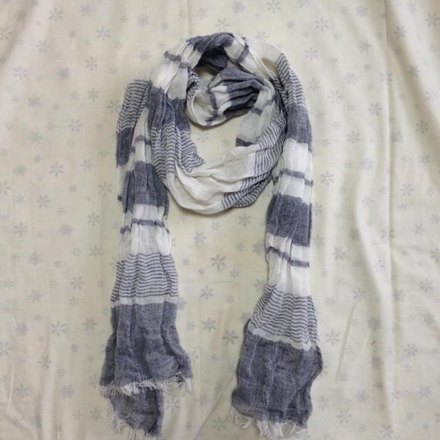 MUJI (無印良品)(ムジルシリョウヒン)の無印ストール レディースのファッション小物(ストール/パシュミナ)の商品写真
