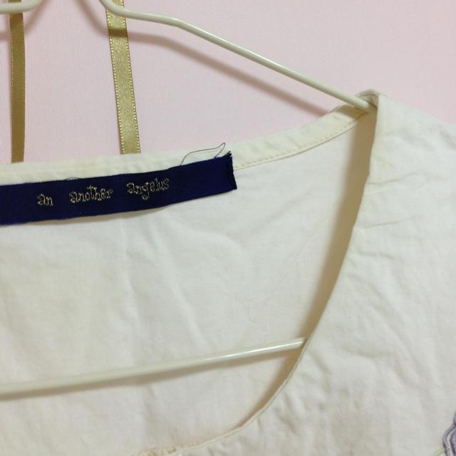 F i.n.t(フィント)のフィント♡セーラーカラーブラウス レディースのトップス(シャツ/ブラウス(長袖/七分))の商品写真