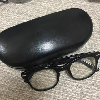ビームスボーイ(BEAMS BOY)のSHURON 黒縁メガネ(サングラス/メガネ)