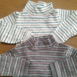ムジルシリョウヒン(MUJI (無印良品))の無印  子供服 100センチ セット売り(Tシャツ/カットソー)