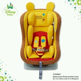 ディズニー(Disney)の新品未使用 チャイルドシート 新生児 くまのプーさん プーさん ディズニー(自動車用チャイルドシート本体)