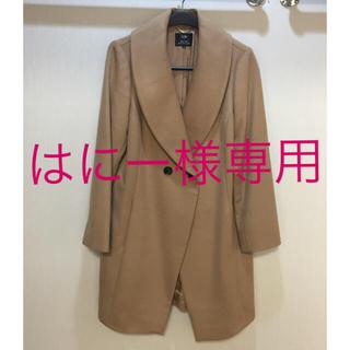 ニジュウサンク(23区)のはにー様専用☆お値下げ❗️23区大きいサイズ☆コート(ロングコート)