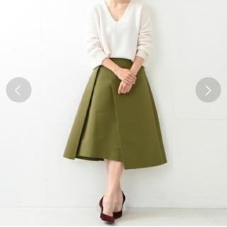 デミルクスビームス(Demi-Luxe BEAMS)のズッキ様専用 新品タグ付き BEAMS 完売品 スカート (ひざ丈スカート)