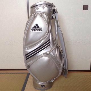 アディダス(adidas)のアディダス☆未使用☆ゴルフキャディバック(その他)