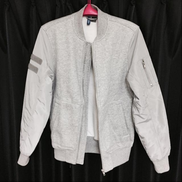 H&M(エイチアンドエム)の値下げ!H&M MA-1 メンズのジャケット/アウター(ブルゾン)の商品写真
