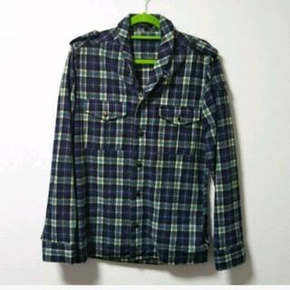 ロッソ(ROSSO)のROSSO チェックシャツ(シャツ)