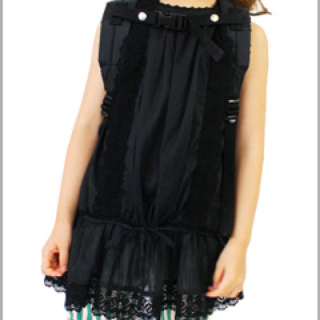 GO TO HOLLYWOOD(ゴートゥーハリウッド)のgotohollywood☆チュニック キッズ/ベビー/マタニティのキッズ服女の子用(90cm~)(Tシャツ/カットソー)の商品写真