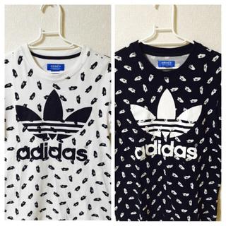 アディダス(adidas)のadidasペアTシャツ(Tシャツ/カットソー(半袖/袖なし))