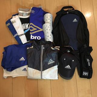 アディダス(adidas)のサッカー 色々おまとめセット お買い得 福袋 【期間限定おまけ付き】(ウェア)