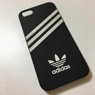 アディダス(adidas)のadidas iPhone5/5sケース(iPhoneケース)