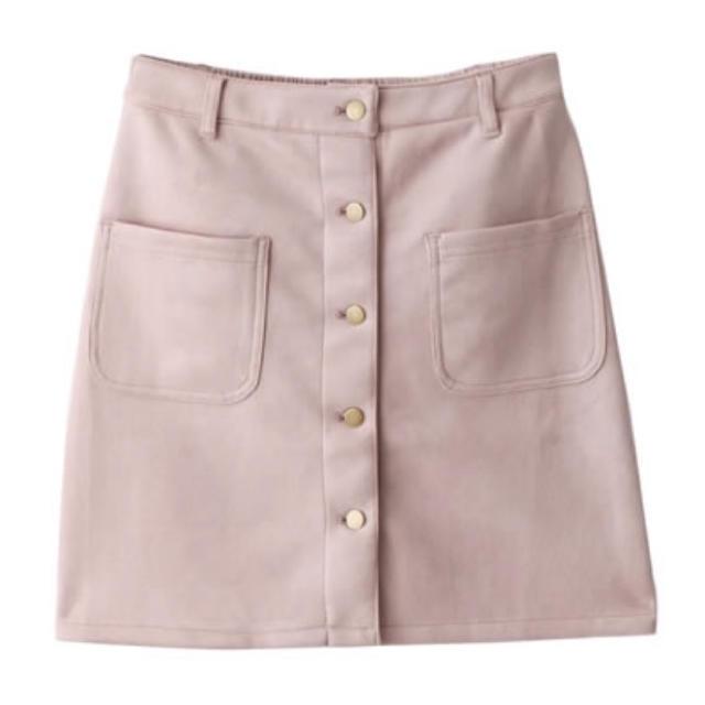 GRL(グレイル)のグレイル 台形スカート レディースのスカート(ひざ丈スカート)の商品写真