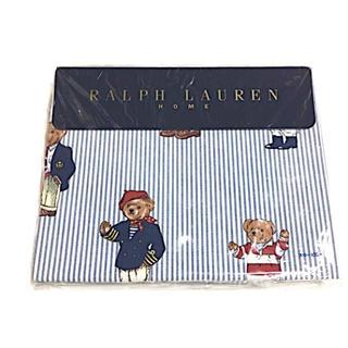 ラルフローレン(Ralph Lauren)の新品未使用 ラルフローレン ポロベア クッションカバー (クッションカバー)