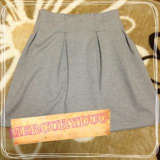 マーキュリーデュオ(MERCURYDUO)のMERCURY♡人気のフレアスカート(ミニスカート)