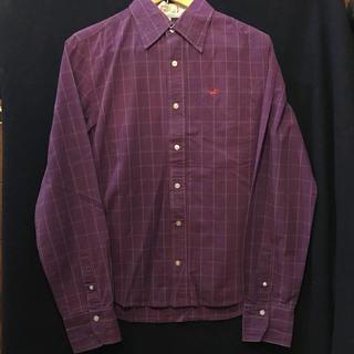 ホリスター(Hollister)の古着 ホリスター チェックワンポケットシャツ (シャツ)