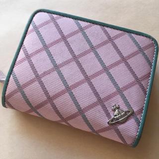 ヴィヴィアンウエストウッド(Vivienne Westwood)のヴィヴィアン  二つ折り財布(財布)