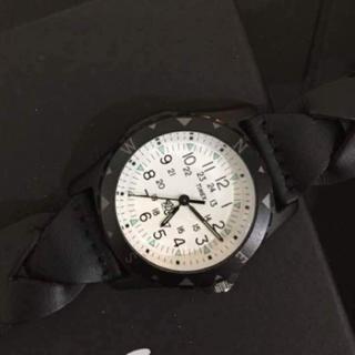 タイメックス(TIMEX)のうっさん様 専用 ブラック(腕時計(アナログ))