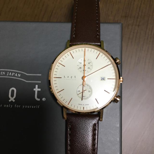 low priced b9858 88c70 美品ノット 時計