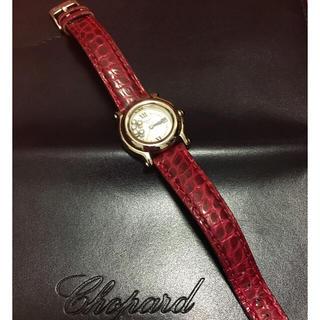 ショパール(Chopard)のyuri様専用 ショパール レディース ハッピースポーツ 中古 chopard(腕時計)