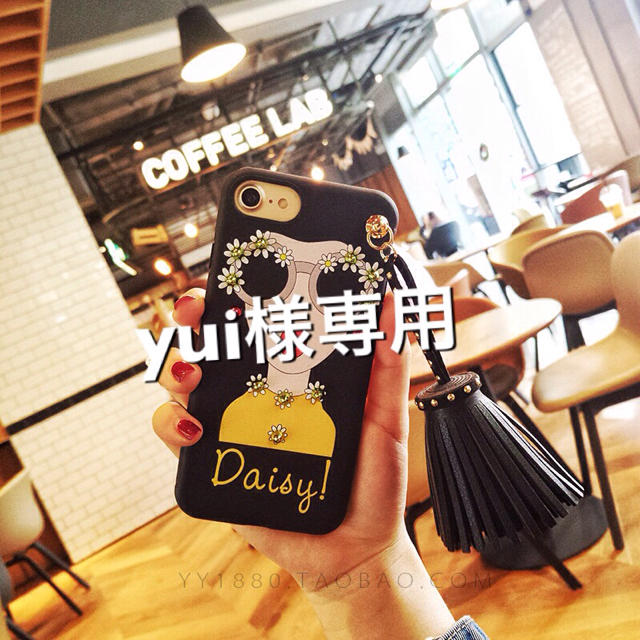 chanel iphone8 ケース 財布 / iPhone6/6s スタッズの通販 by made_world's shop|ラクマ