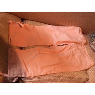 ミルク(MILK)のriona様専用16日まで限定価格 MILK 編上げ ♡ポケット パンツ ピンク(カジュアルパンツ)