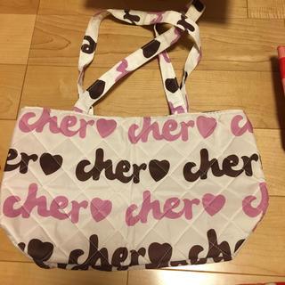 シェル(Cher)のオマケ付き★付録バッグ&ポーチ(トートバッグ)