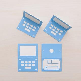 メッセージカード「ラップトップ」(カード/レター/ラッピング)