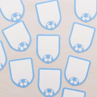 メッセージカード「サッカーボール02」(カード/レター/ラッピング)