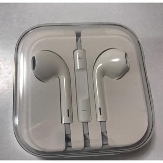 アップル(Apple)のiPhone純正イヤフォン(その他)